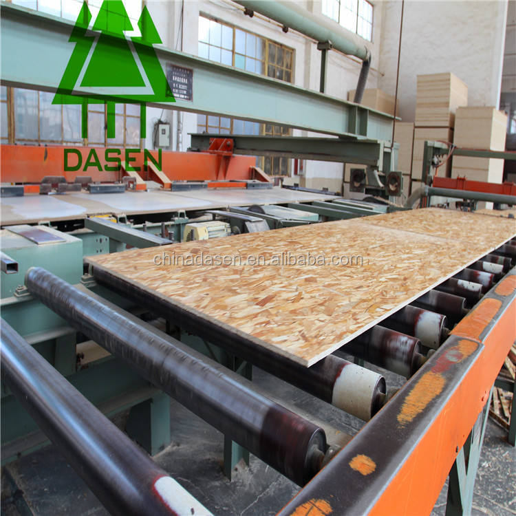Water-proof OSB 3 /oriented strand board , 15mm price plate OSB