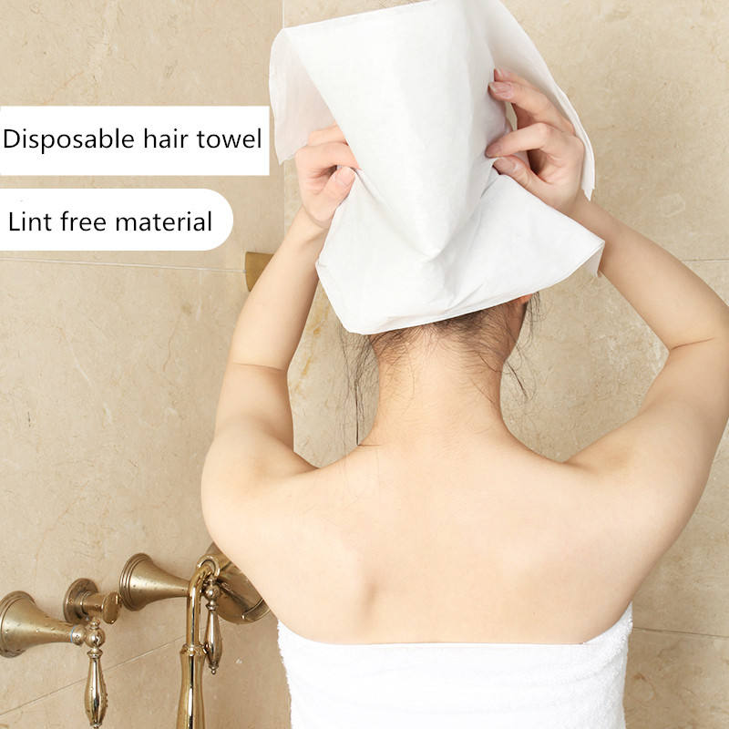 High quality hot selling Disposable Towels Disposable Cotton towel for spa beauty salon hair salon manufacturer