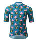 China Sleeve T206 Elastomer 28% Polyester 72% Sleeve Cycling Jersey Cycling Jersey China Manufacturers Vintage Short Sleeve Cycling Jersey