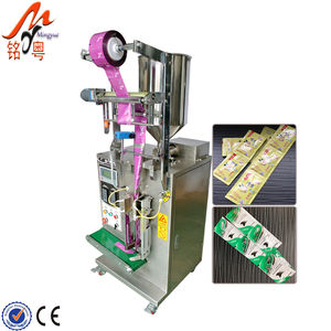 Mingyue mini olive edible cooking sunflower oil filling and packing machine