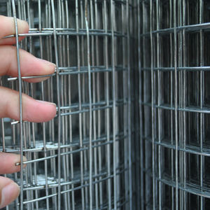 5x5 cm Stainless Steel Welded Wire Mesh Panel For Fence
