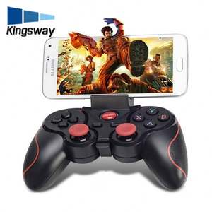 2017 New Arrival Game Joystick i-os/Android Smartphone Pc BT Gamepad/Game Controller With Good Shape Joystick