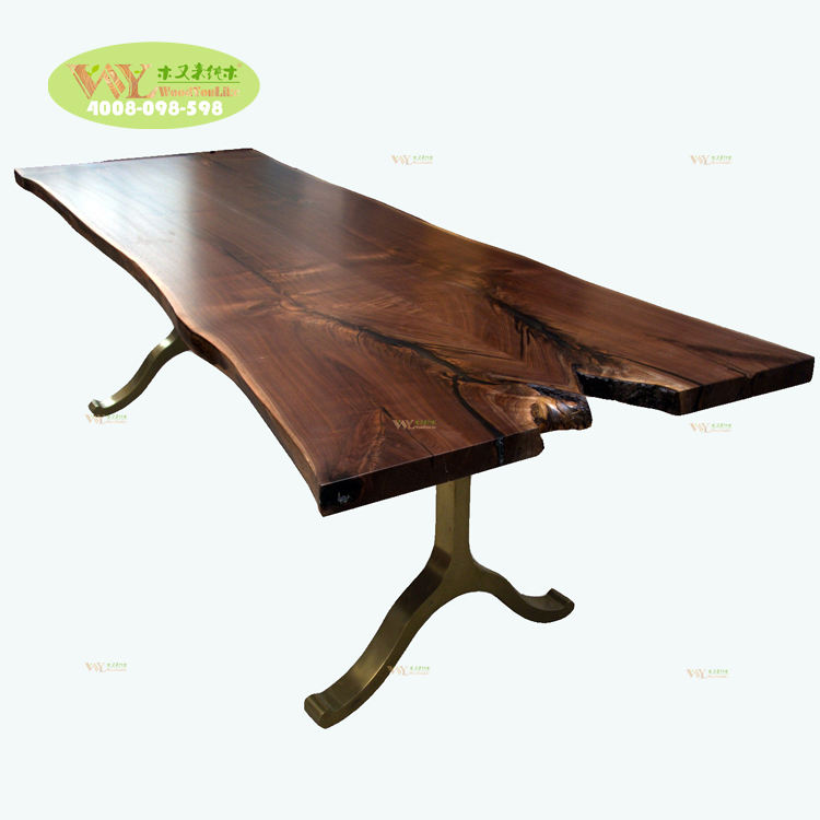 Live Edge Solid Wood Office Furniture
