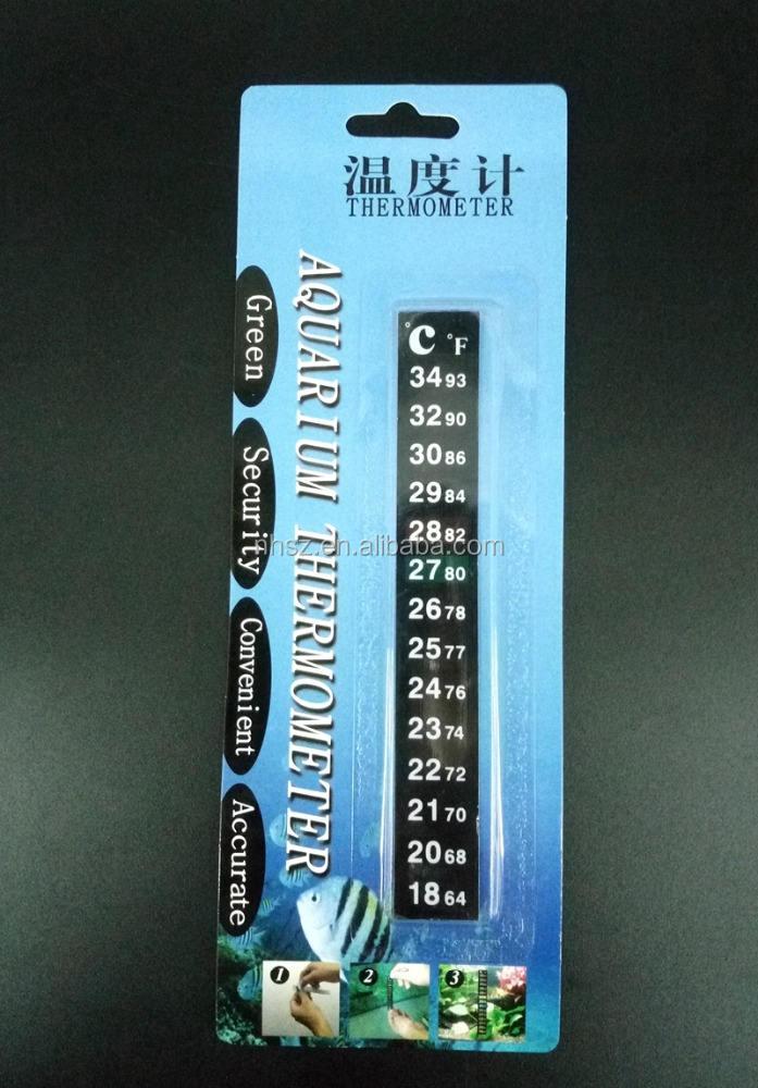 Nero Veloce Lettura Wireless piscina Termometro Per peces betta tailandia