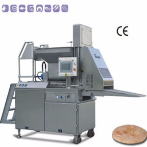 chicken nuggets maker burger machine
