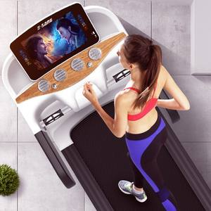Motorized Exercise Multifunction Treadmill Foldable Body Building Equipment Cardio Sports Running Machine