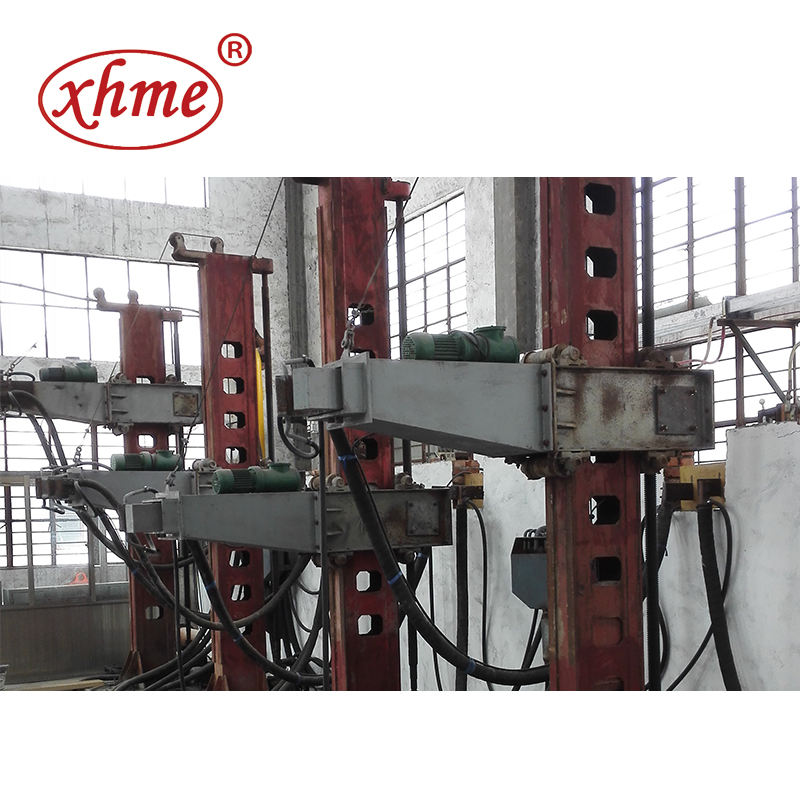 Hot sale steel making blast induction melting furnace price