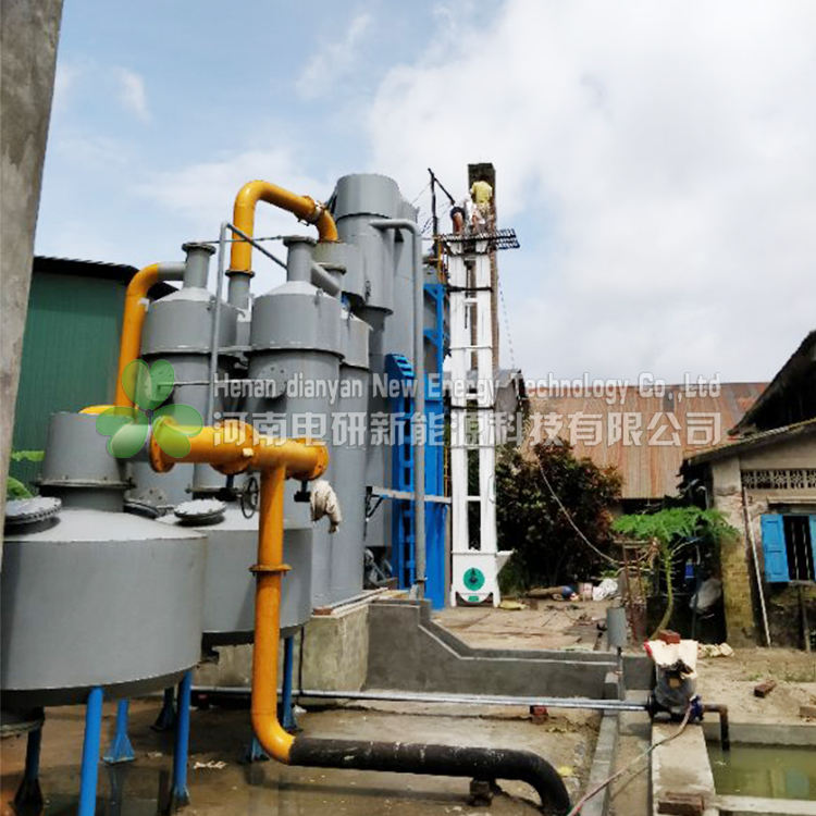 1Mw Biomass Gasification Energy Rice Husk Power Plants The Cheapest Price For Sale