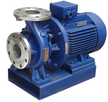 horizontal waterpump booster sets centrifugal pump 50kw electric test pump for pipeline