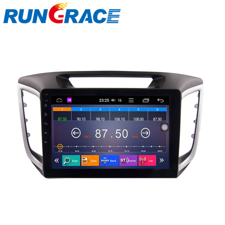Wholesale Price Android double din car radio 3g wifi for hyundai for Hyundai ix25