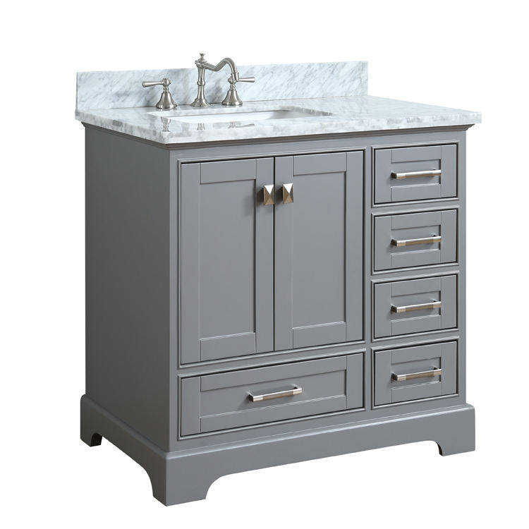 36 inch bathroom vanities allen roth bathroom cabinets