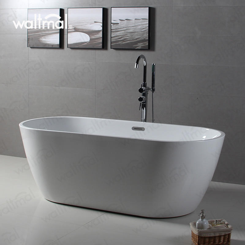 Upc Solid Surface Acrylic Freestanding Bath Tub
