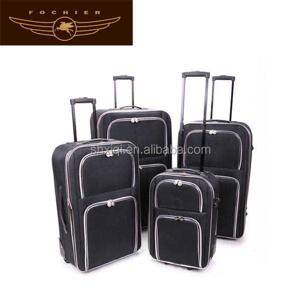 4 pcs ensemble pas cher valise <span class=keywords><strong>bagages</strong></span> sac