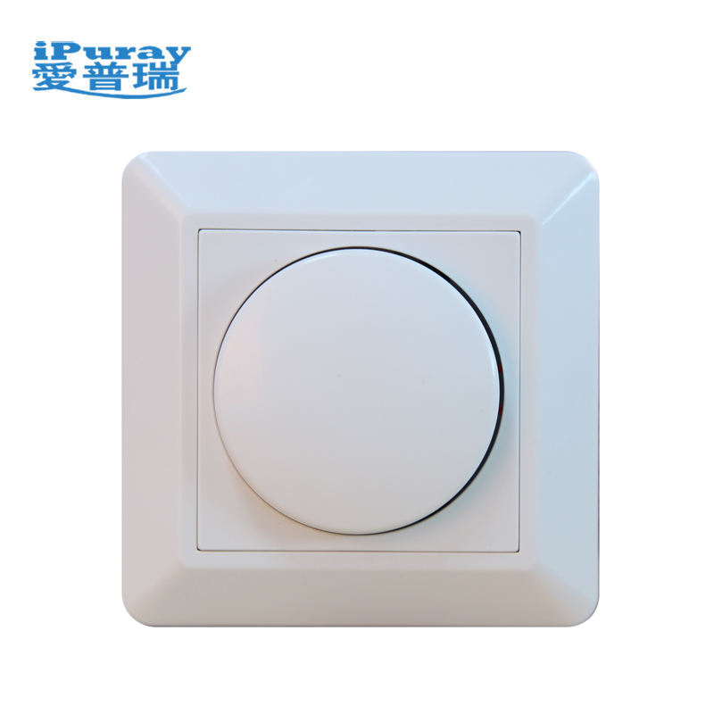 Rotary LED Dimmer Switch 220V-240V Leading Edge Dimmer untuk Kontrol Pencahayaan