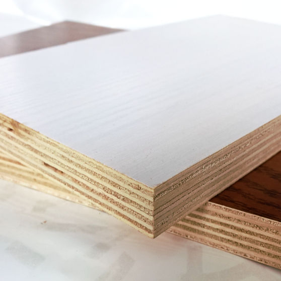 Top quality raw mdf board or melamine faced mdf board from linyi