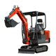 Mini new crawler excavator farm garden truck new japan excavator and bulldozer speaker made in China