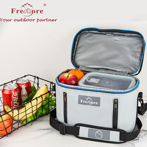 Custom Cool Carry 6 Cans Cooling Insulated Lunch Cooler Bag