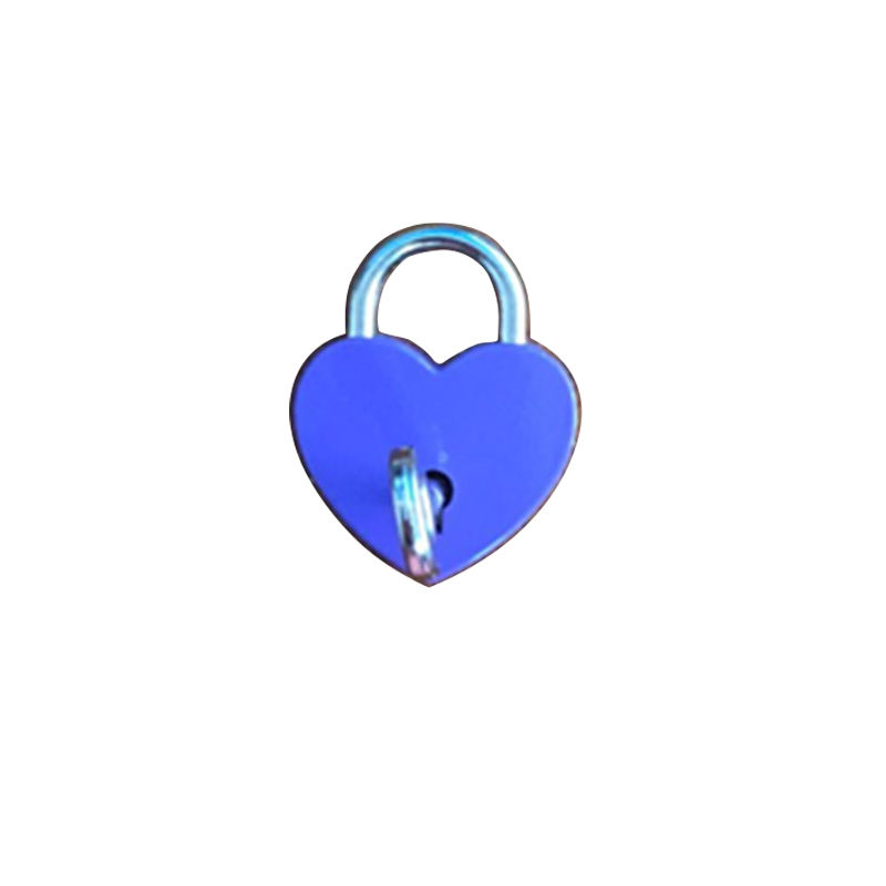 2018 New Product Engraved Animal Shaped Diary Padlock With Key
