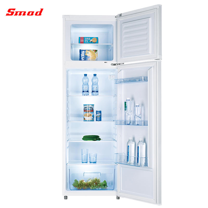 80L -308L Home Appliances Kitchen Used Top Freezer Fridge