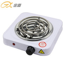 Factory Cheap Price Single Burner Electric Cook Stove Coil Hot Plate