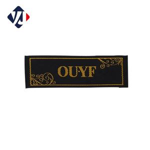 Wholesale manufacturer customized woven label for apparel