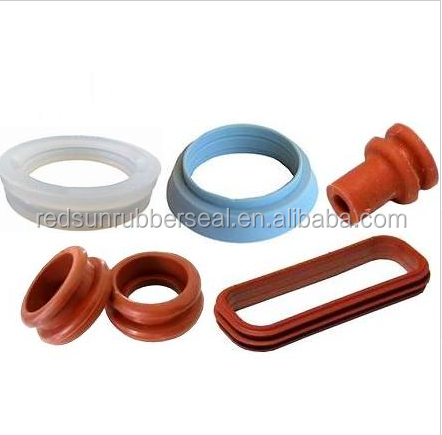 Custom Silicone Rubber Cable Grommet