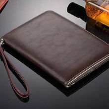 New Shockproof protective covers Hand strap card slots holder leather PU tablet cover for ipad mini pro10.5