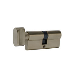 Top quality EN1303 Euro Profile Brass Cylinder With thumb turn
