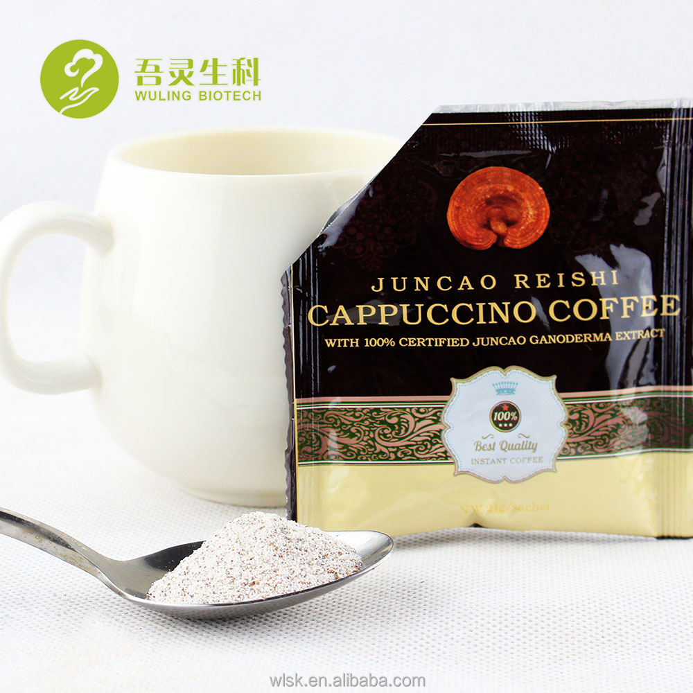 Private labeling best quality Malaysia Ganoderma extracts Coffee