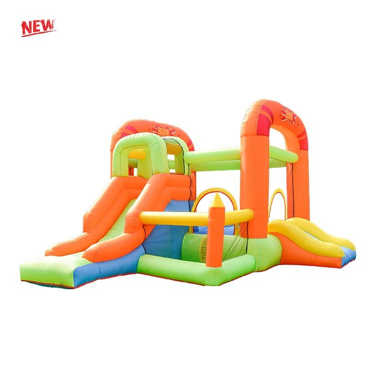 china cheap kids inflatable mini tree bounce house castle bouncer boy wholesale