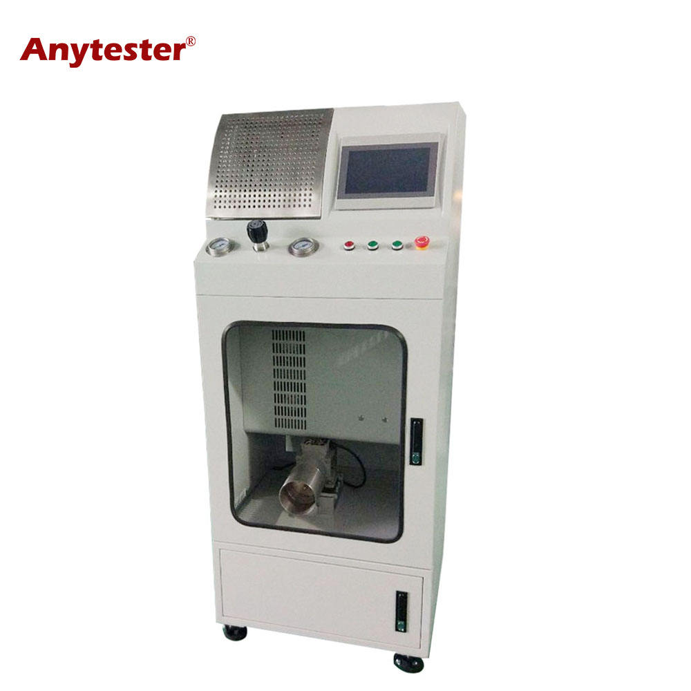 Lab Scale Polymer Fiber Melt Spinning Machine up to 350 Degree