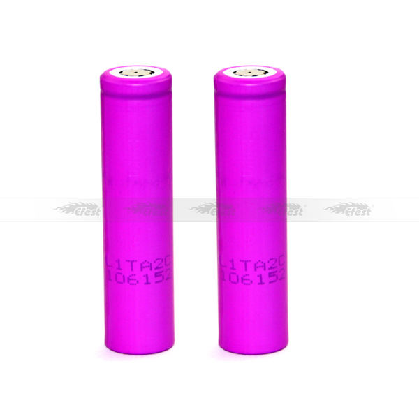 3.7V 16650 2400mAh rechargeable Li-ion battery SANYO battery for torch light high capacity SANYO 16650 lithium batteries 2400mAh