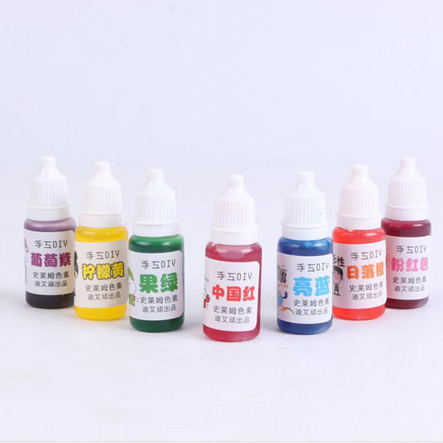 Oil Soluble Edible Pigment Food Grade Color