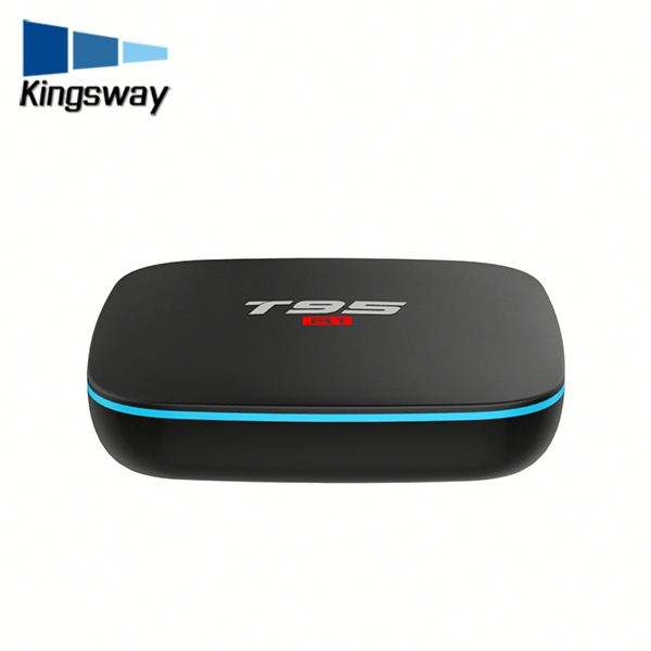 2018 T95 R1 2+16G Ip Tv Box Android 7.1 Amlogic S905W Quad Core 2.4G Wifi Hd Android Tv Box Dvb T2 Set Top Box Myanmar