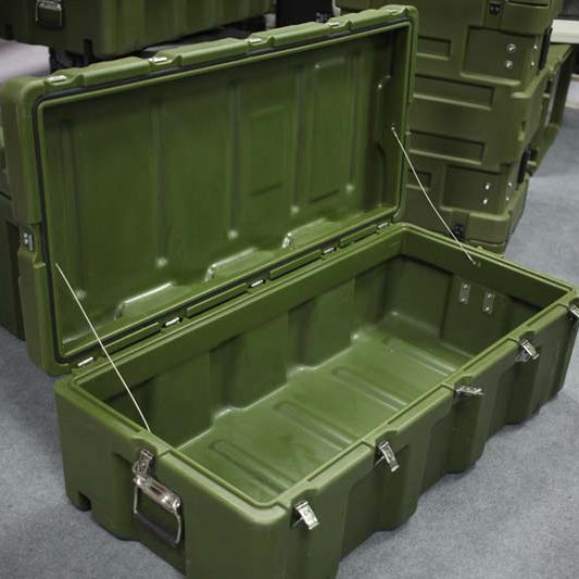 Hot Sale! China factory RS870 waterproof crushproof large plastic military hard protective equipment cases