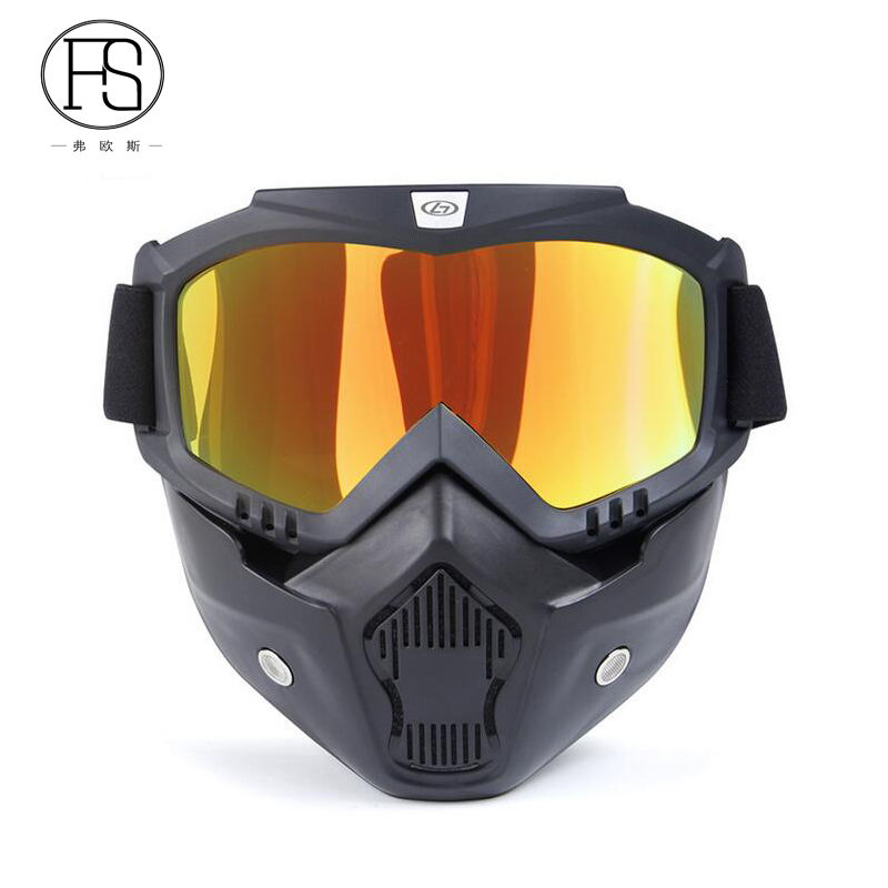 Outdoor Sport Safety 보호 페인트 볼 Mask 항-sand 풀 Face 마스크 눈 고글 대 한 Tactical 군 전투