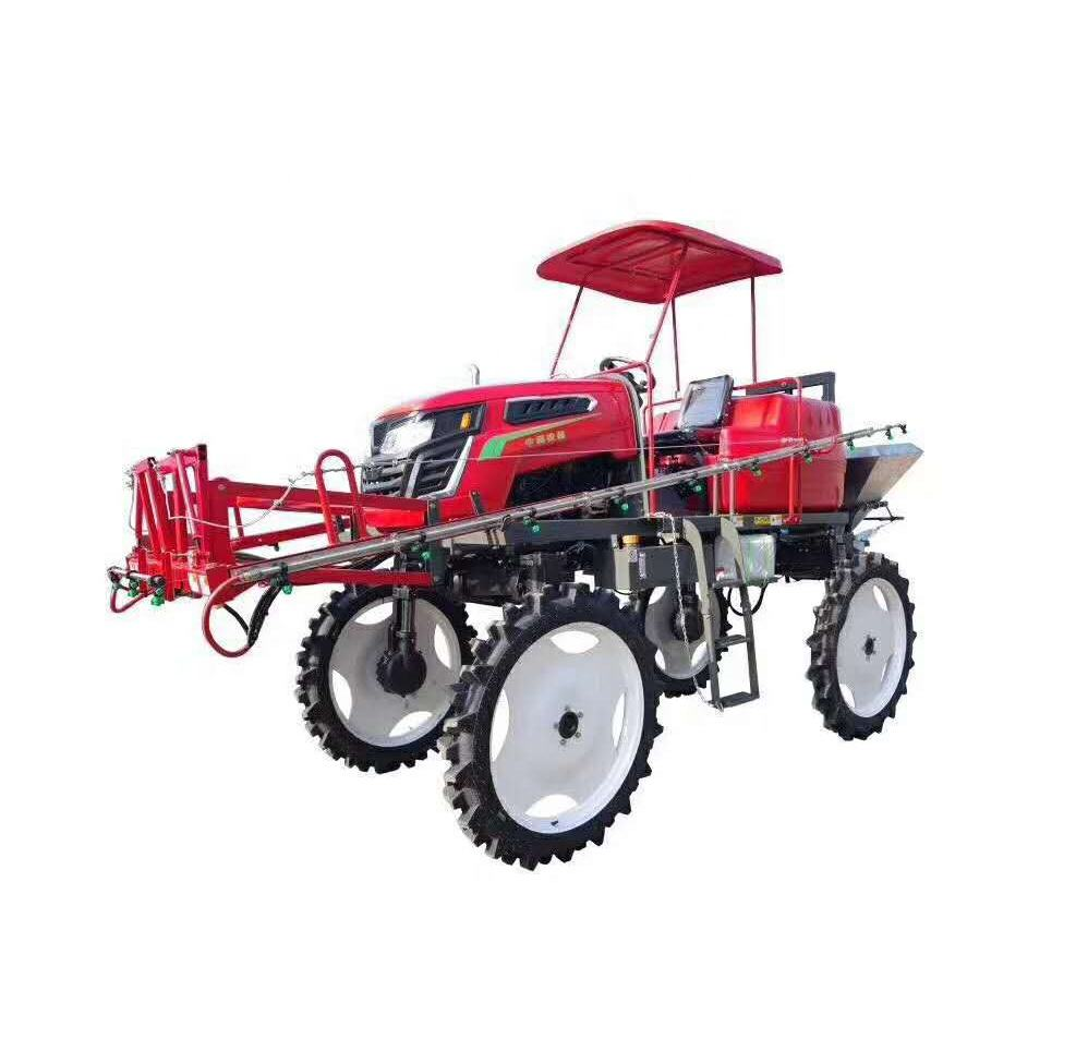 3WPZ-700 Tractor self-propelled agricultural boom sprayer for insecticide for sale