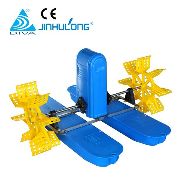 High Quality nanrong type paddle wheel aerator for aquaculture