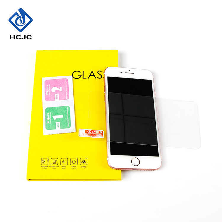 Promotion Price Silicone Cellphone 2.5D Edge Tempered Glass Screen Protector For IPhone Xs Xs Max