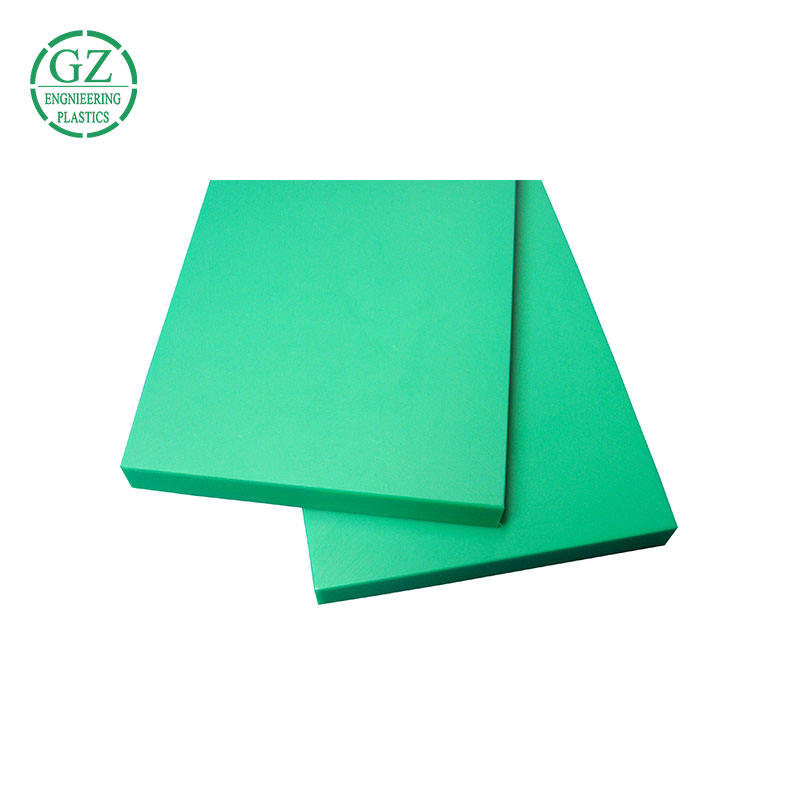 Engineering plastic high density polyethylene hdpe sheet