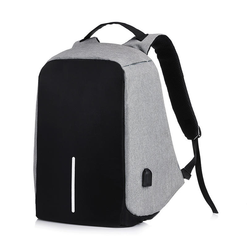 High Quality Waterproof Travel Business Bagpack USB Charging Anti Theft Laptop Backpack Bag