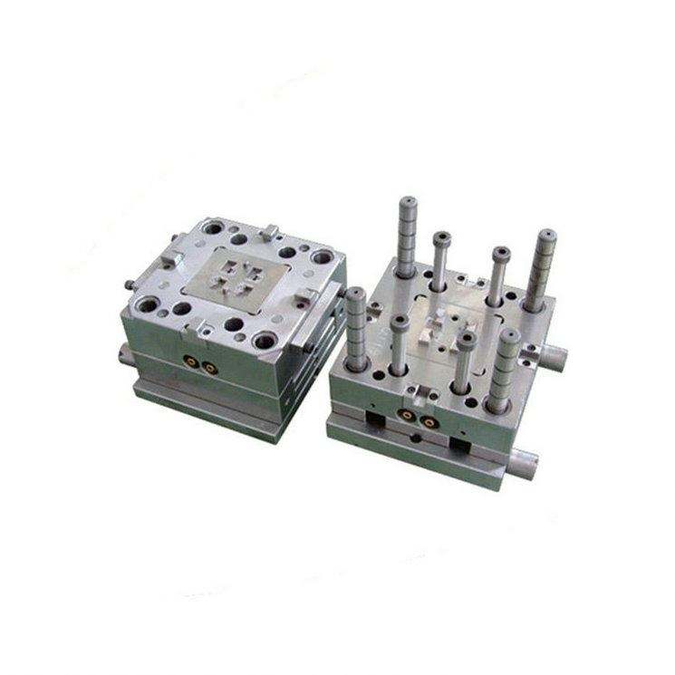 Design personalizado DME 1.2344 PC/ABS rj45 conector do molde