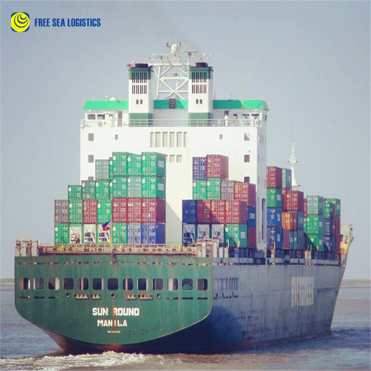 low cost free shipping products to chile by sea container /lcl/fcl freight forwarder logistics services