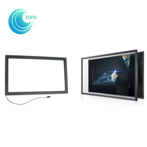 Hot sale 10 points 32 inch IR touch multi touch screen overlay