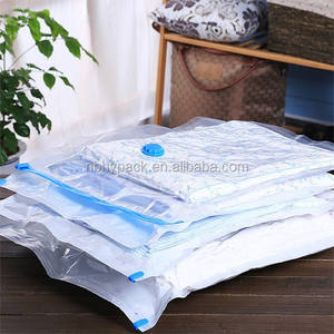 New Products 2020 vacuum seal bags for clothing and bedding
