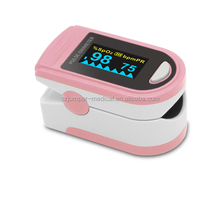 Accurate Home medical products Fingertip Pulse Oximeter, Blood Oxygen,PR,SPO2 monitor, Alarm setting from jumper