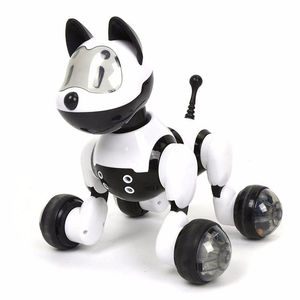 Youdi Voice Control Dog and Cat Smart Robot Electronic Pet Interactive Program Dancing Walk Gesture Following Robotic Animal Toy