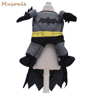 Halloween Costume Cosplay Pet Apparel Dog Winter Dog Funny Coats
