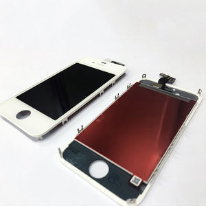 Smartphone per il iphone 4 4s lcd, per il iphone 4 4s touch screen, cina pezzi di ricambio per il iphone 4 4s