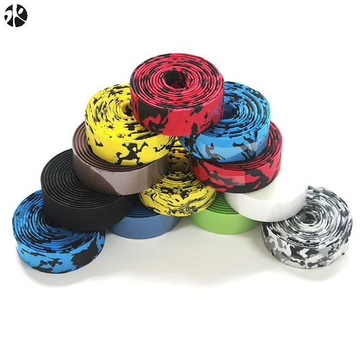 Hot Sale And Popular OEM Colorful Bicycle Handlebar Tape Racing Bicycle Bar Tape